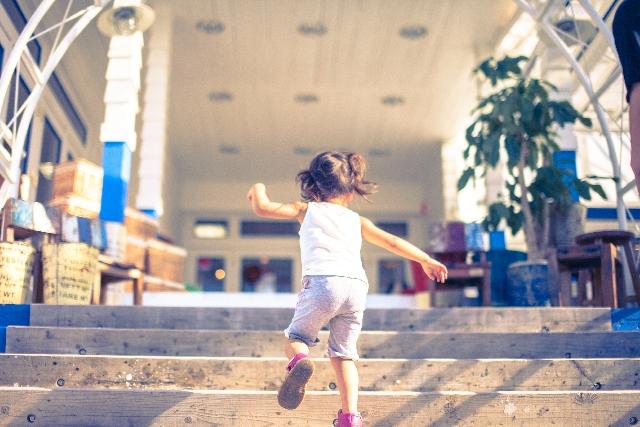 保育園ヘレンと子どもとの程よい距離感を保つこと